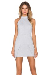 Evil Twin Steel Jet Dress Gray