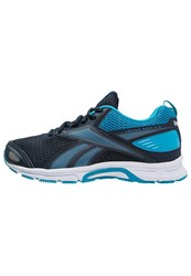 Reebok Triplehall 5.0 Cushioned Running Shoes Navy Blue Slate White Dark Blue