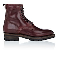 Project Twlv Men's Royal Boots Burgundy