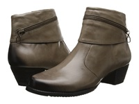Walking Cradles Cayley Taupe Soft Antique Women's Dress Boots Pewter