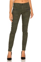 Sanctuary Ace Utility Skinny Jean Army