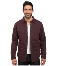 The North Face Long Sleeve Send It Shacket Root Brown Men's Coat