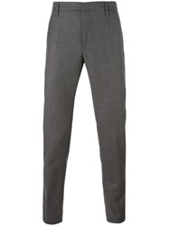 Dondup Tapered Trousers Grey
