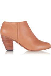 Dieppa Restrepo Camilla Leather Ankle Boots