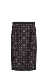 Roland Mouret Sitona Pencil Skirt Black