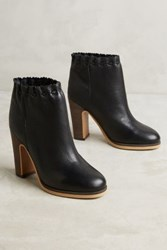 Anthropologie See By Chloe Ruched Boots Black