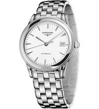 Longines L4.774.4.12.6 Heritage Stainless Steel Watch