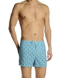 Roda Swimming Trunks Azure