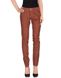 Tommy Hilfiger Casual Pants Red