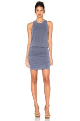Sundry Sleeveless Dress Gray