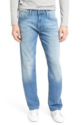 Mavi Jeans Men's Big And Tall 'Zach' Straight Leg Light Beltown