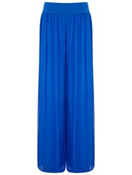 Ghost Meg Trousers Cobalt Blue