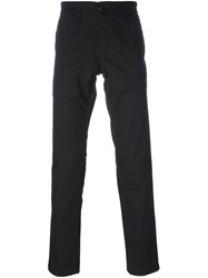 Carhartt Relaxed Tapered Stretch Trousers Black
