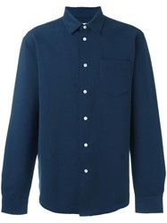 Soulland 'Logan' Shirt Blue