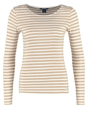 Gant Long Sleeved Top Sand Beige