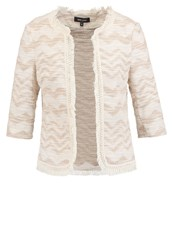 New Look Blazer Cream Off White
