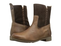 Olukai Kaupili Short Clay Clay Women's Boots Brown