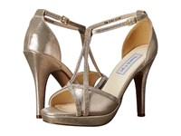 Touch Ups Harlow Champagne Shimmer Women's Shoes Beige