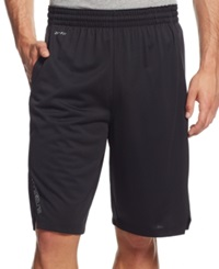 Nike 12' Hyper Elite Power Dri Fit Shorts Black Metallic Bronze