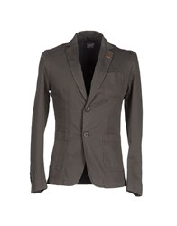 40Weft Suits And Jackets Blazers Men Grey