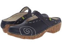 El Naturalista Yggdrasil N096 Ocean Women's Clog Shoes Blue