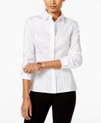Tommy Hilfiger Woven Shirt White