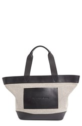 Alexander Wang Canvas Tote None Black White