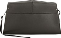 Narciso Rodriguez Aya Clutch Colorless