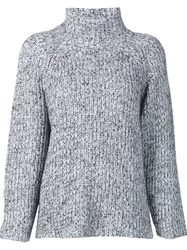 Alexander Wang T By Marled Knit Jumper Black