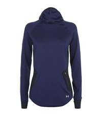 Under Armour Underarmour No Breaks Balaclava Hoodie Female Navy