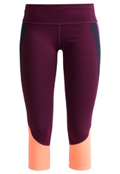 Gap Tights Chic Plum Purple