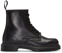 Dr. Martens Black Eight Eye 1460 Mono Boots
