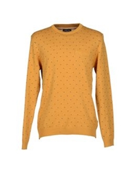 Commune De Paris 1871 Sweaters Ocher