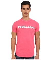 Dsquared Logo Sexy Slim Fit Tee