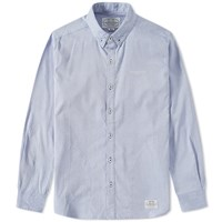 Neighborhood Classic Oxford Shirt Blue