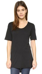 Fine By Superfine Patti Tee Black