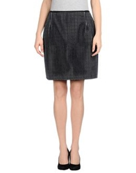 J.W.Anderson Knee Length Skirts Black