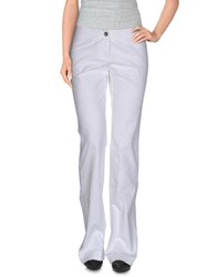 List Trousers Casual Trousers Women White
