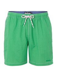Barbour Drawstring Board Shorts Green
