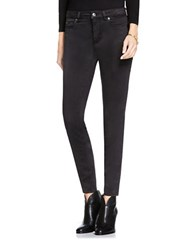 Vince Camuto Five Pocket Skinny Jeans Black
