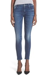Women's Hudson Jeans 'Lilly' Mid Rise Skinny Jeans Battalion