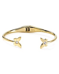 Kate Spade New York Dainty Sparklers Butterfly Cuff