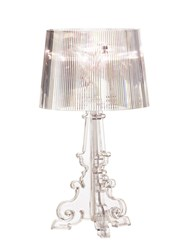 Kartell Bourgie Transparent Table Lamp