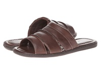 Tommy Bahama Archer Slide Dark Brown Men's Sandals