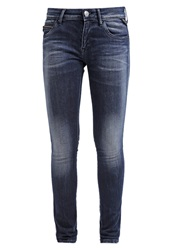 Replay Yasmeen Slim Fit Jeans Blue Blue Denim