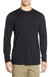 Men's Ibex 'All Day' Long Sleeve Merino Wool Jersey T Shirt