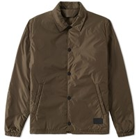 Acne Studios Tony Face Jacket Green