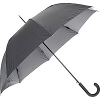 Barneys New York Men's Umbrella Black Blue Black Blue