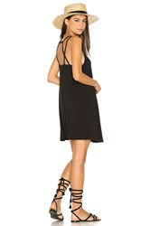 Rvca Zavey Dress Black