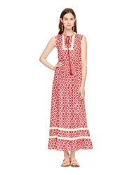 Kate Spade Posy Ikat Patio Dress
